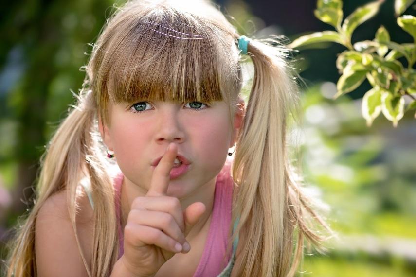 Dzieci uczą się o wiele więcej, obserwując nas, niż słuchając.